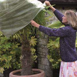 Image for Large Fleece Plant Jackets