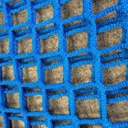 blue pond netting