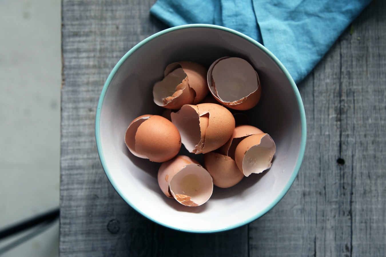 Surprising Uses for Egg Shells
