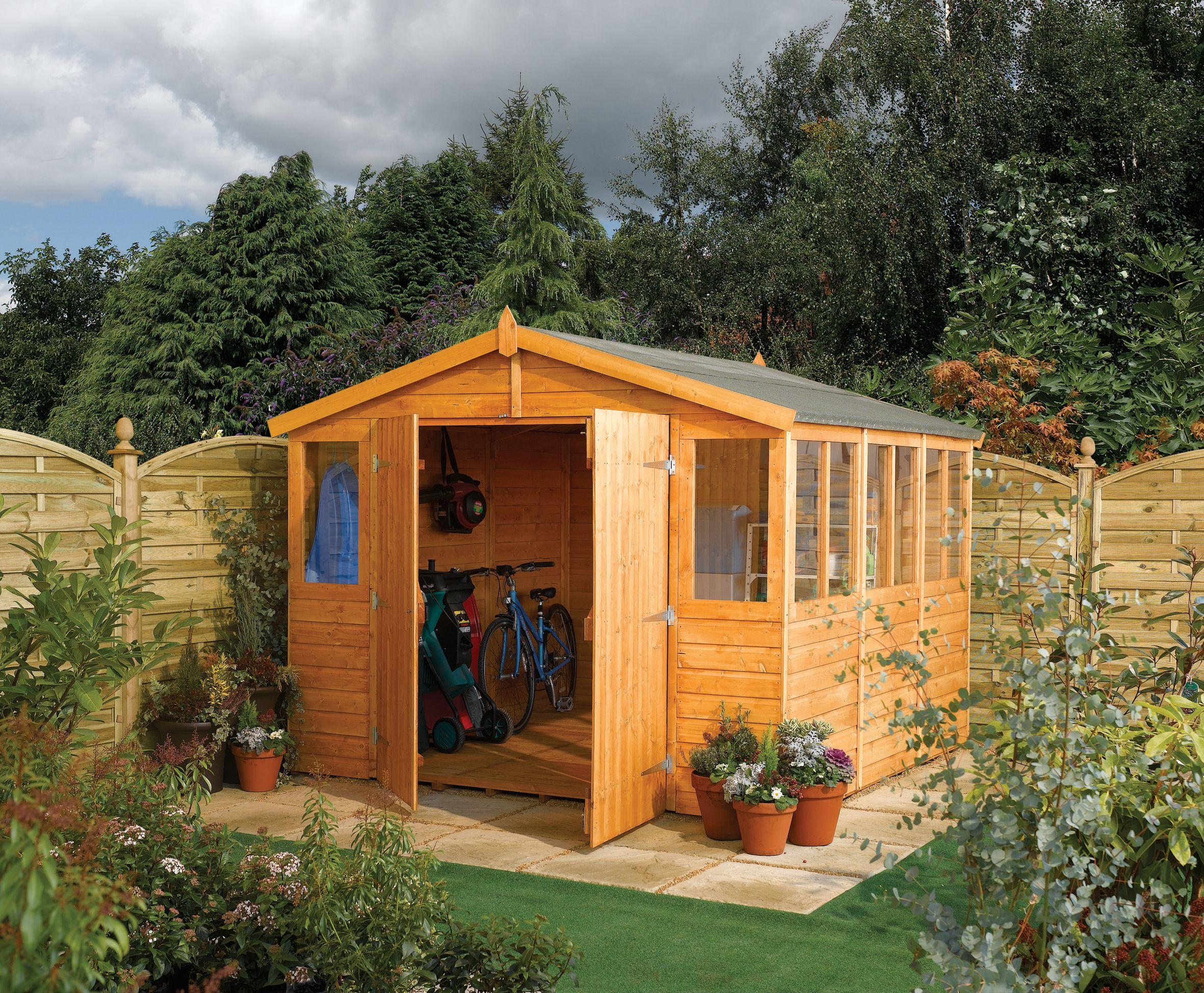 Sheds, Workshops & Cabins