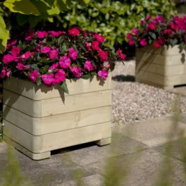 Image for Marberry Square Planter