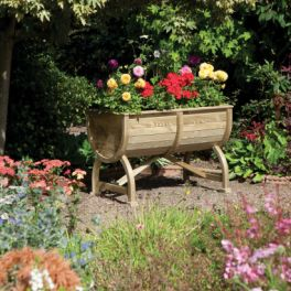 Image for Marberry Barrel Planter