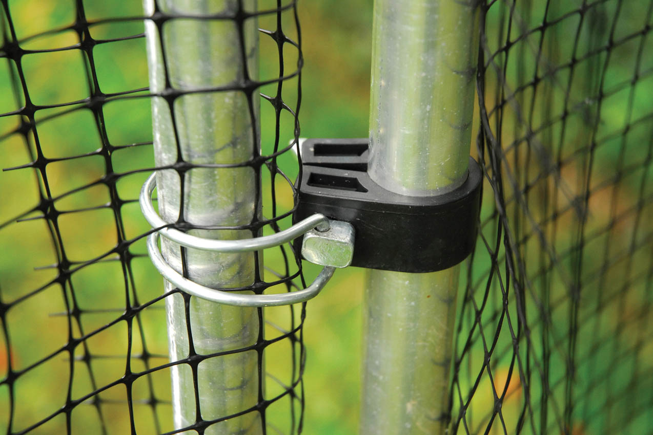Door Catch, Premium Aluminium Fruit Cage