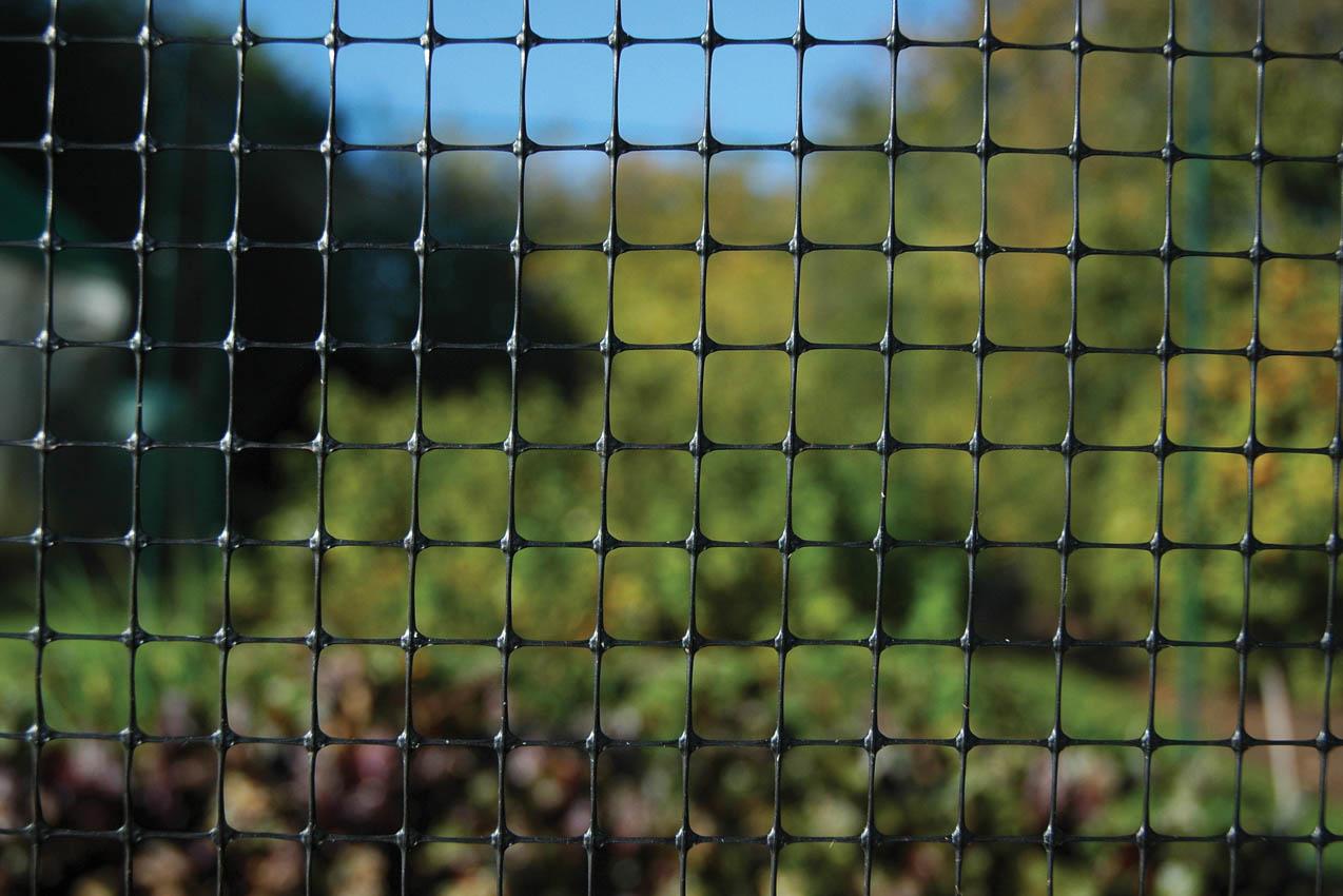 Polythene Side Netting