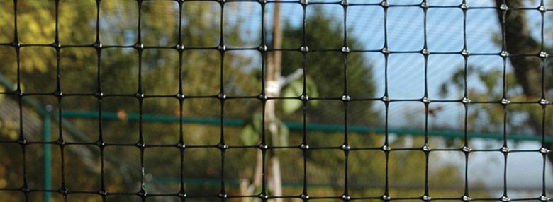 Fruit cage netting